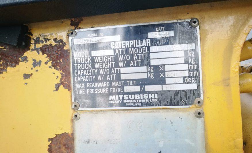 Carretilla CATERPILLAR DP60 REF: M2019001