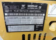Miniexcavadora Caterpillar 301.6C. REF: M2019003
