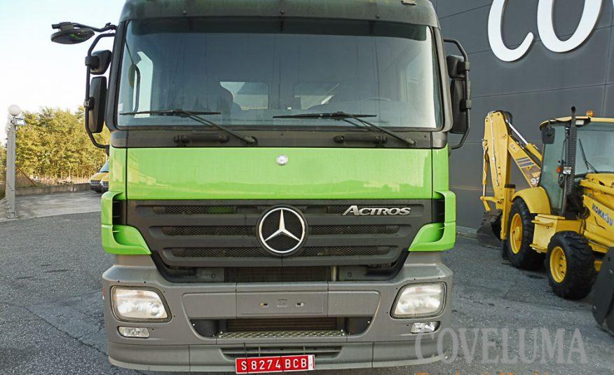 Tractora Mercedes ACTROS 1841 c/grúa HIAB. REF:C2019005