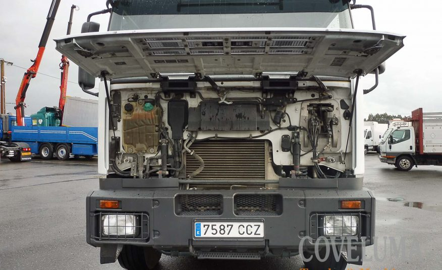 Camión IVECO con grúa PALFINGER PK36002 REF: C2019001